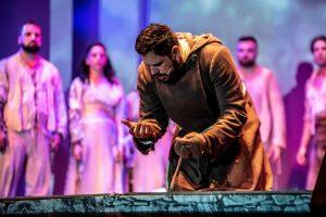 """Il musical """"Actor Dei"""" in scena al Teatro Trianon Viviani di Napoli: la recensione"""