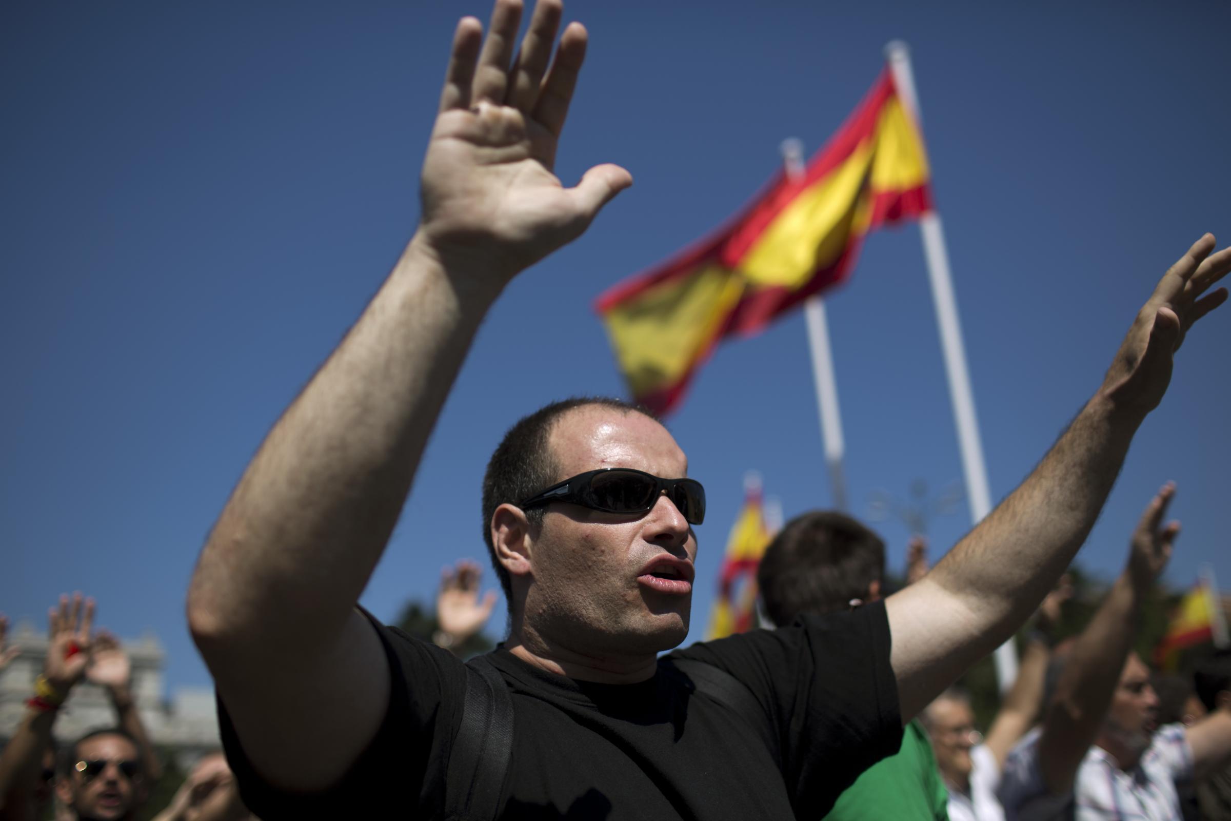Spagna, continuano le proteste contro il nuovo piano di austerità