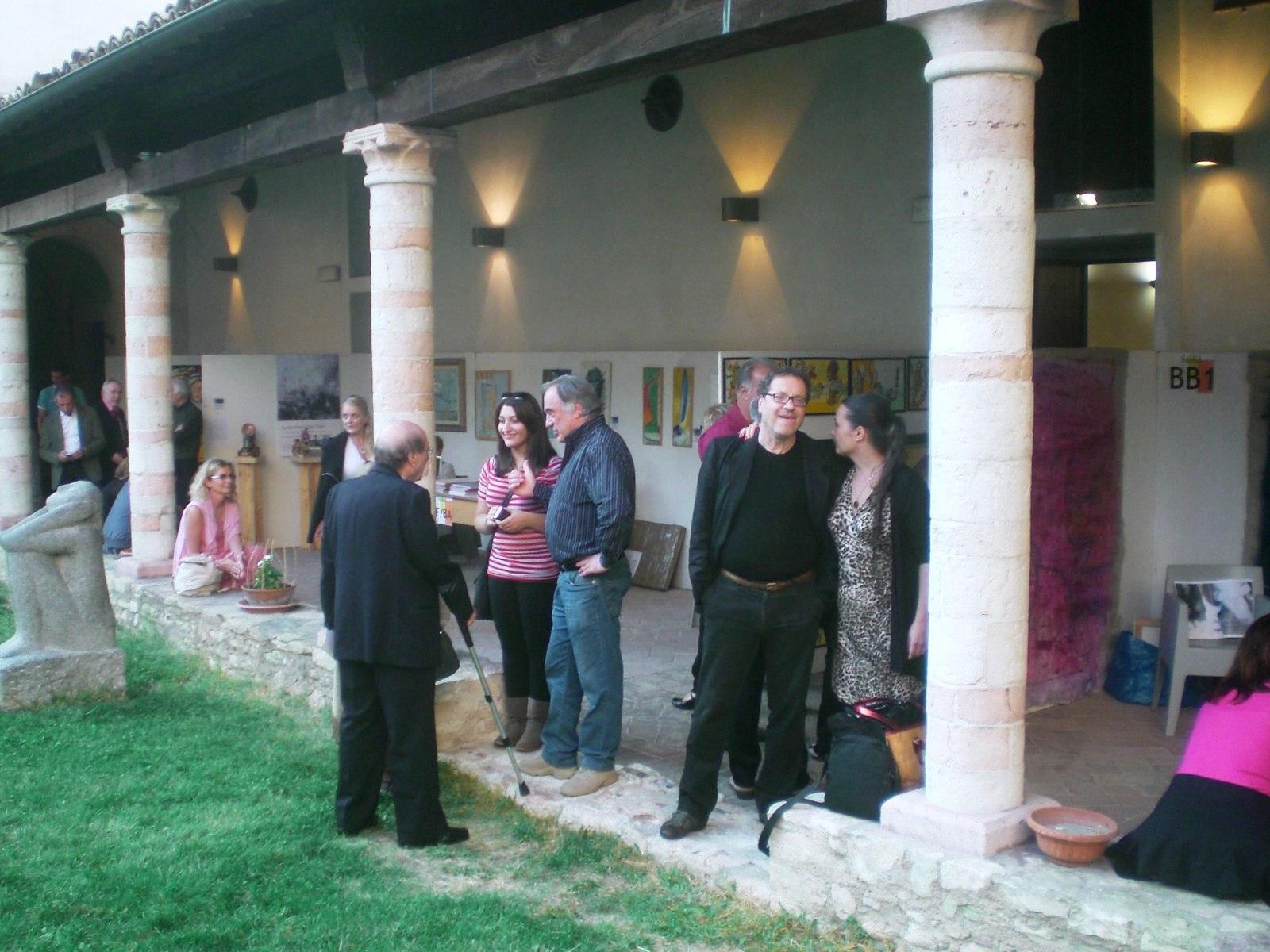 Spoleto Festival Art Expo 2013