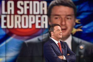 Matteo Renzi, per ora da Governo solo parole
