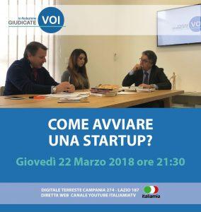 Giudicate Voi in redazione,il secondo appuntamento giovedì 22 marzo alle ore 21.30 su Italia Mia