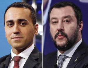 "Salvini: ""Basta litigi tra M5S e Forza Italia o si torna al voto"""