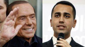 """Governo, Salvini e Berlusconi """"rilanciano"""". Per Di Maio ultima chiamata?"""