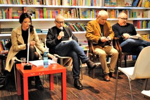 Presentazione letteraria di successo a Roma per Giuseppe Lago.