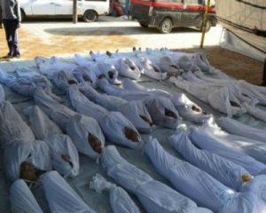 Siria: armi chimiche, un sintomo di imbarbarimento