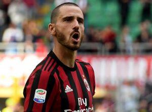 Coppa Italia: la gioia di Allegri,la delusione di Bonucci