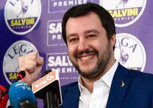 """Giorgia Meloni: """"Matteo Salvini si è consegnato al nemico M5S"""""""