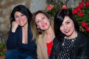 Il debutto de Le Soprano allo Spoleto Festival Art To Napoli: tripudio di emozioni con Tania Di Giorgio,Noris Caserta e Federica Carducci