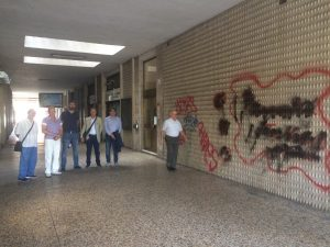 GALLERIA ZODIACO FINALMENTE CHIUSA – Fratelli d'Italia e Forza Italia ne festeggiano la chiusura.