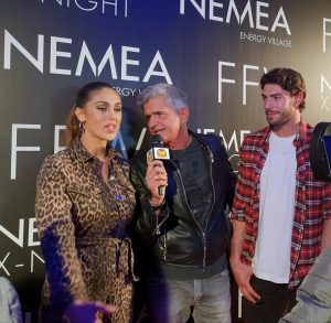 Nemea X Night: evento da guinness sull'onta del Fashion,Fitness e Wellness