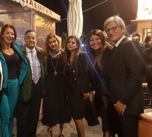 Grande successo per il Liceo Manzoni di Caserta capitanato dalla Preside Adele Vairo. Premio Letterario Quaderni Ibero Americani alla Prof. Ida Dello Vicario