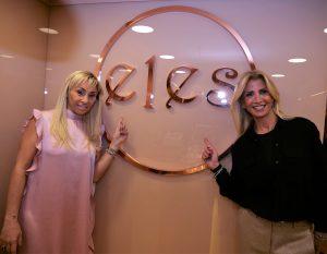 Eles Couture,inaugurazione nuovo store in Via Carducci