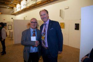 A Bruxelles tutti i successi di Spoleto Meeting art, ora la Biennale di Venezia