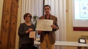 """Marco Tullio Barboni vittorioso al Premio Internazionale di Poesia e Narrativa """"I fiori sull'acqua"""""""