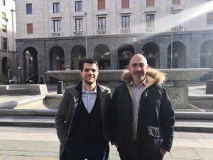 Invidia (M5S): La blockchain arriva a Campione d'Italia
