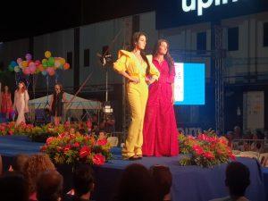 """Hyria Summer Party: grande successo per la prima serata. La mora Angela Etiope eletta """"Miss Hyria Space"""""""