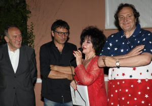 "Marina Castelnuovo: happening-amarcord ""lunare"""