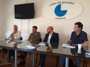 """""""I Giardini di Bagh-e Babur"""" di Lorenzo Peluso: presentazione presso l'ODG della Campania"""