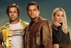"""Il 9° film di Quentin Tarantino è al cinema!: """"C'era una volta… a Hollywood"""", vi aspetta."""