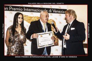 Napoli,intervista al Cav. Domenico Cannone
