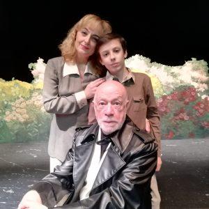 """Spettacolo """"OH DIO MIO"""" – da venerdì 25 ottobre a domenica 27 ottobre – Teatro degli Audaci – Roma"""