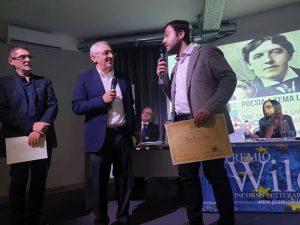Il Prof. Simone Fagioli si aggiudica il Premio Internazionale Oscar Wilde 2019