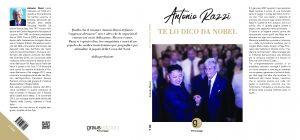"""Il senatore Antonio Razzi atteso a Napoli per presentare il suo ultimo libro""""Te lo dico da Nobel""""(graus edizioni)"""