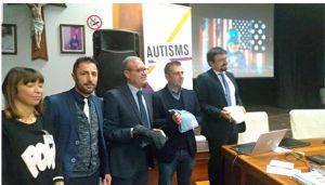 Salerno,V Congresso Internazionale sull'Autismo: presente l'Auge con il Dott.Felice Luminello