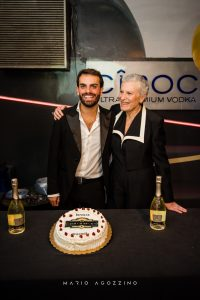 Mega party in stile Grande Gatsby per Lorenzo Crea e Graziella Pagano alla Taverna del Row Club