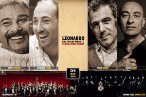 LEONARDO E IL FOGLIO PERDUTO, anteprima mondiale (Torino, Teatro Regio – 4 novembre)