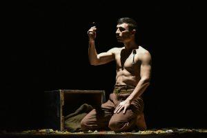 'L'uomo Calamita' debutterà al Teatro Vascello a Roma il prossimo 12 dicembre