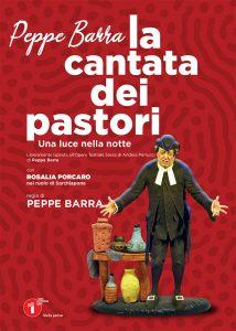 teatro politeama: Peppe Barra presenta:  LA CANTATA DEI PASTORI, UNA LUCE NELLA NOTTE
