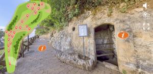 """Con il """"360° Virtual Tour"""" è possibile visitare la piccola città di Zungri"""