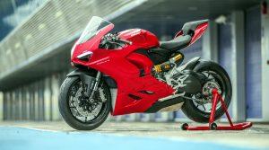La Ducati presenta 'Panigale V2'