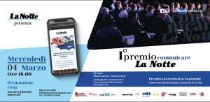 """Ottaviano (NA), I° Premio giornalistico Nazionale """"Comunicare La Notte"""""""
