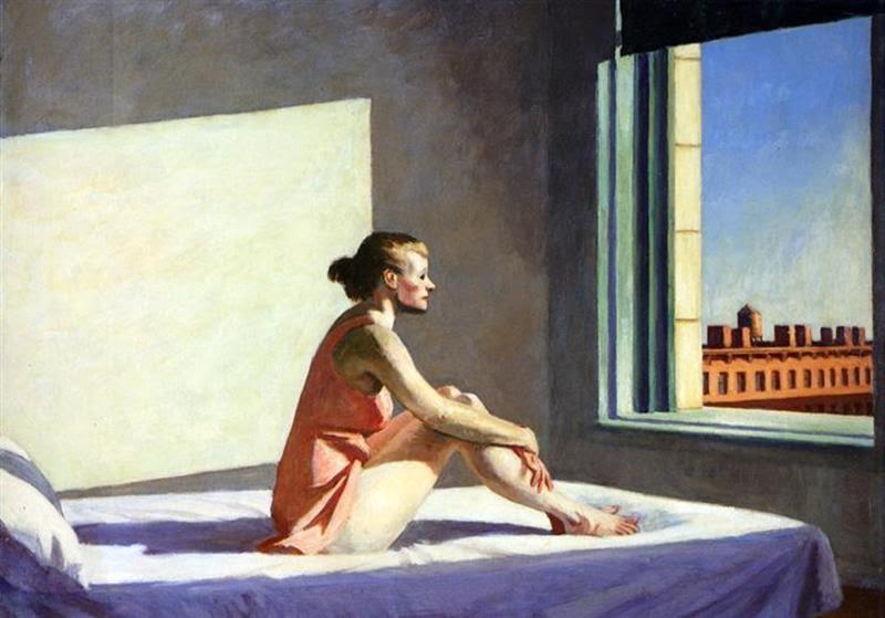 Edward Hopper: Allusivo, erotico, malinconico