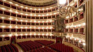 Napoli, il Teatro San Carlo proporrà spettacoli gratis via web
