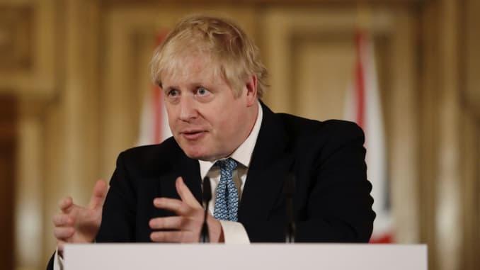 GB, Primo ministro Johnson in terapia intensiva