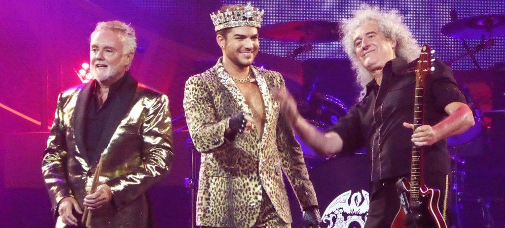 La bamd 'Queen+Adam Lambert' sposta di un anno il tour in Italia