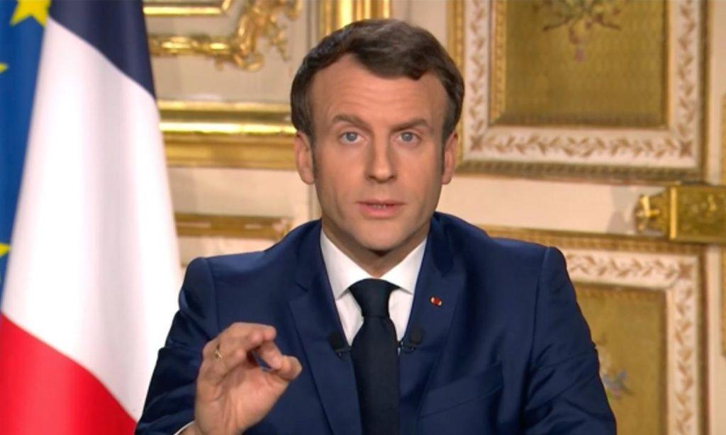 Covid19 in Francia, il Presidente dichiara: ''lockdown fino all'11 maggio''