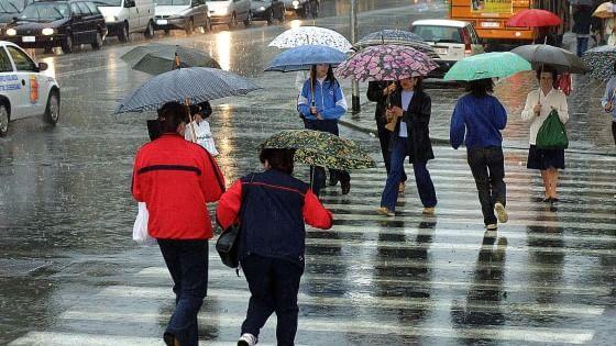 Dopo giornate di sole arriveranno piogge nelle prima metà della settimana