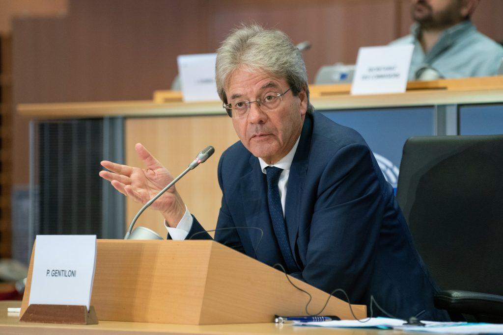 Paolo Gentiloni sul Mes: 'La commisione sorveglierà la coerenza delle spese'