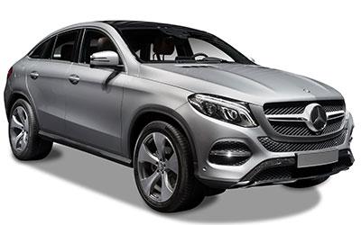La Mercedes presenta il modello 'Gle 350 d 4 Matic'