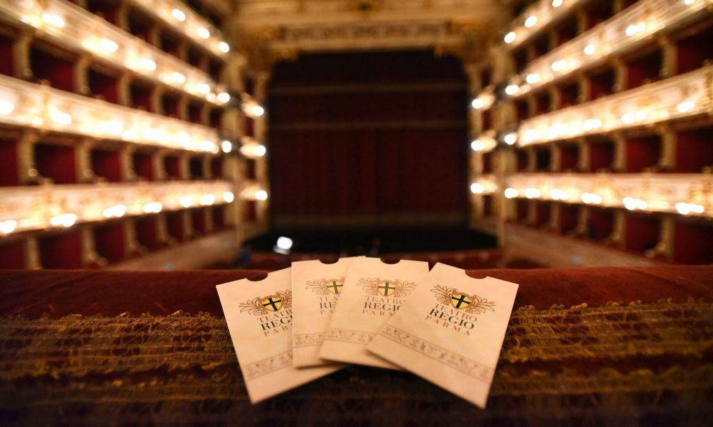 Teatro Regio a Parma: prolungati gli abbonamenti