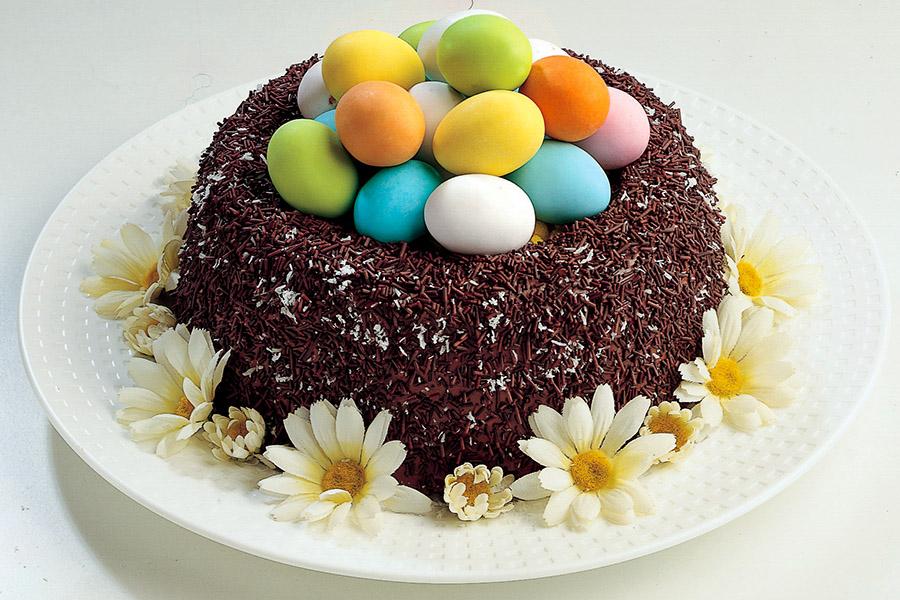 Torta nido: dolce da gustare a Pasqua