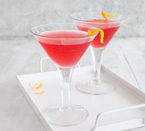 Cosmopolitan: drink Americano
