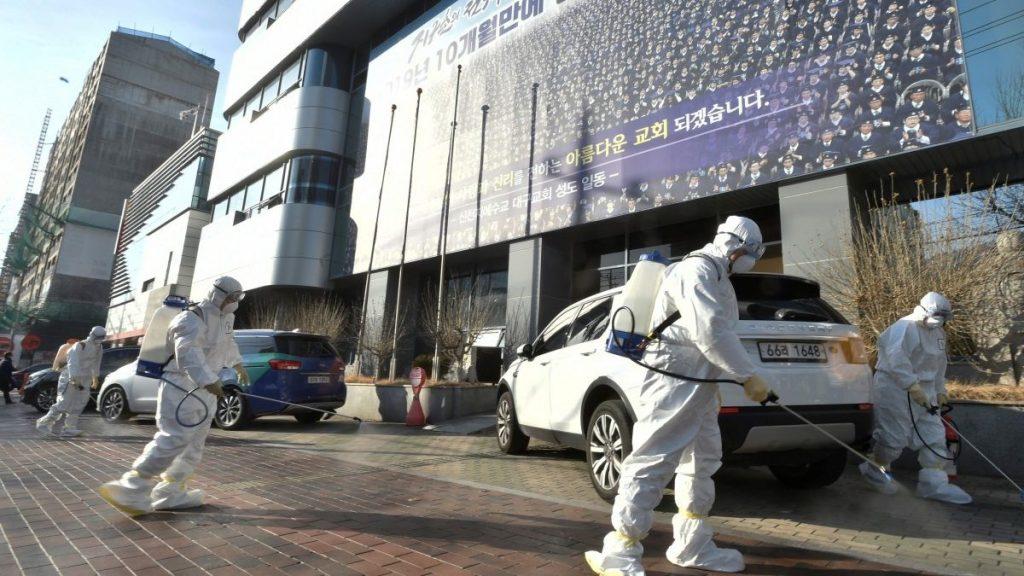 Covid19, Corea del Sud: dati contagi