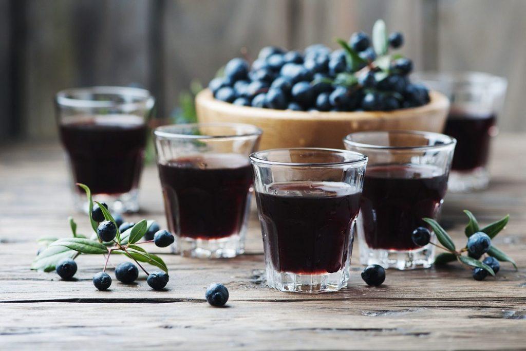 'Liquore di Mirto': bevanda tipica della Sardegna