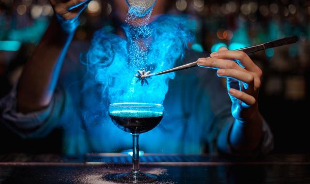 """""""La scienza dei cocktail"""""""