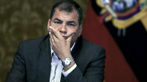 Ecuador: condannato l'ex presidente della Repubblica Rafael Correa